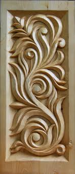 Relief Carving Patterns Awesome 48 Wood Carving Ideas For A Rustic Home Decor Homesthetics