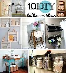 Creative diy bathroom ideas budget Tile Bathroom Sophisticated Diy Bathrooms Ideas Bathroom Ideas Diy Small Bathroom Remodel On Budget Worldbooks Sophisticated Diy Bathrooms Ideas Worldbooks