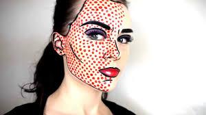 pop art ic book makeup tutorial emma pickles