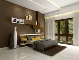Latest Bedroom Interior Design Bedroom Beautiful White Purple Wood Glass Luxury Design Small