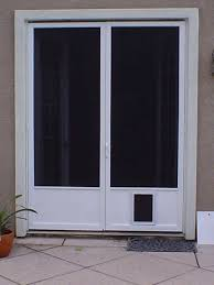 exterior french doors with screens. Steel French Doors With Doggie Dark Shaded Screen For The Storm Door And Exterior Screens T