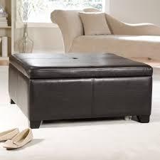 square storage ottoman coffee table
