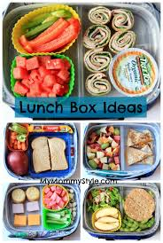 Healthy Lunchbox Ideas For Toddlers