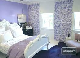 Purple Walls White Furniture Bedroom Grey Walls Purple And Grey Wall Decor  Color Curtains Go With