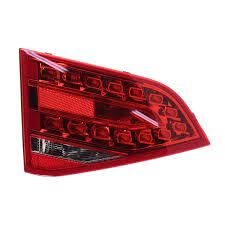 Left Brake Light Audi A4 Tail Light Assembly A4 S4 B8 Inner Left Led