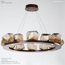 integrated led ceiling fixtures in ring chandeliers linear suspensionulti port pendants that include lights gems are n by hammerton artisans