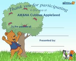 Awana Certificate Of Award Pin By April Gayler On Church Cubbies Cub Scouts Certificate