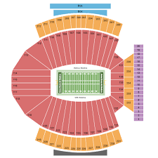 Buy North Carolina Tar Heels Football Tickets Seating