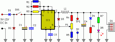 mobile phone and ipod battery charger eeweb community mobile phone and ipod battery charger circuit diagram