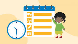 FAMILY TIPSHEET: Sample Daily Learning Schedule | Holland Bloorview