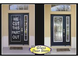 glass replacement replacement glass inserts for front doors