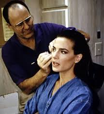 for people who only know you from star trek what do you think they will be most surprised to learn about you and your career if they pick up makeup man