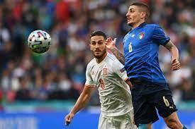ผลบอลสดวันนี้ ! ฟุตบอลยูโร 2020 อิตาลี พบ สเปน 6 ก.ค. 64 : PPTVHD36