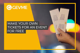 Make Free Tickets How To Create Event Tickets For Free