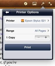 Ipad Power How To Print Macworld