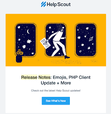Design Change Note Format 5 Excellent Product Release Note Examples And How To Write