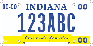 new car plate releaseHoosiers to Choose New State License Plate