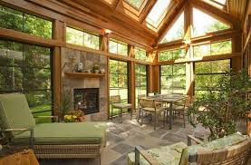 Image result for turning it into a workable sunroom design and then building it