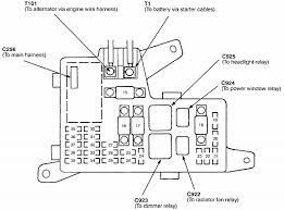 1996 honda accord wiring diagram radio wirdig readingrat net 1996 Honda Accord Fuse Diagram fuse box 1996 honda accord fuse free wiring diagrams, wiring diagram 1996 honda accord fuse box diagram
