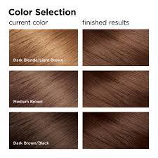 Light Brown Hair Color Revlon Colorsilk Hair Color Medium Golden Brown Walmart Com