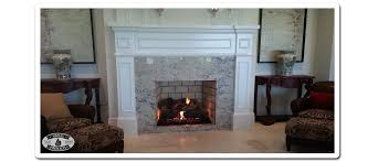 we install service and repair fireplaces