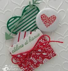 Carte De St Valentin Carte St Valentin Mots Damour Stampinup Scrapbooking