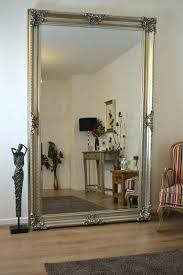 large circle mirror long wall mirrors for living room bathrooms regarding plan 15