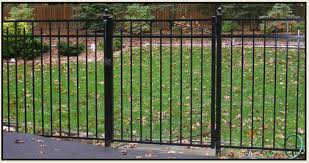 simple wrought iron fence. Fence Wrought Gate Simple  Fences And Gates 06 Iron Simple Wrought Iron Fence I