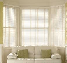 blinds wooden vertical blinds faux wood vertical blinds large bay window with white blinds white
