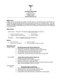 Barback Resume Unique Barback Resume Sample Resume 48 Bar Resume Examples Bartender Skills
