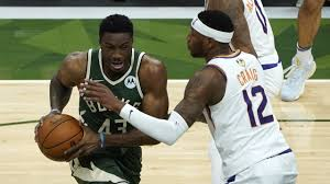 The phoenix suns will meet the milwaukee bucks in game 6 of the nba finals from the fiserv forum on tuesday night. Mi15g6pkx 62im