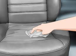 how to clean vinyl seats