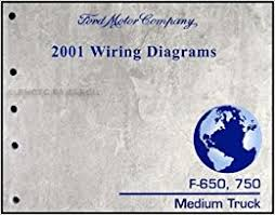 2001 ford f650 f750 medium truck wiring diagram manual original 2001 ford f650 f750 medium truck wiring diagram manual original