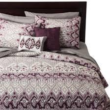 Ikat 5 Piece Jaiya Quilt Set - Plum | GG house ideas | Pinterest ... & Ikat 5 Piece Jaiya Quilt Set - Plum Adamdwight.com