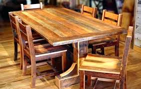rustic dining table set round pine dining table round dining room table sets round dining room
