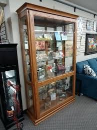 sliding door curio cabinet display cabinet sliding glass door hardware