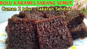 Resep kue bolu karamel sarang semut kukus no mixer. Cuman 2 Telur Resep Bolu Karamel Sarang Semut Takaran Sendok Anti Gagal Youtube