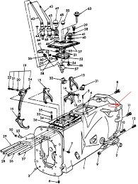 Ford 4610 parts diagram ford 4610 s n conundrum my wiring diagram rh detoxicrecenze ford 7000