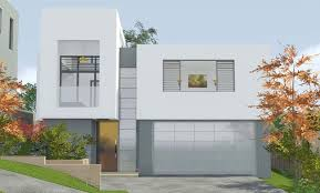 Architect Design 3D Concept Cube House Seaforth