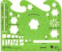 Small Picture Garden Design Landscaping Scale 150 Drawing Template by Jakar