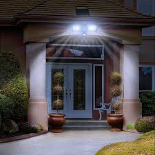 diffe types of security lighting for safety