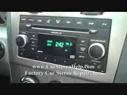 dodge avenger car stereo removal dodge avenger car stereo removal