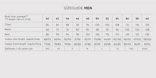 Fjallraven Us Size Chart