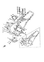 1973 yamaha dt3 frame parts best oem frame parts for 1973 dt3 bikes