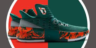 adidas basketball shoes 2017. miami basketball shoes for march, 2017. (um athletics) adidas 2017 e