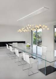 contemporary dining room orchids chandelier by galilee lighting contemporary dining room