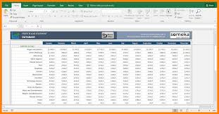 8 Free Profit And Loss Statement Template Excel Reptile