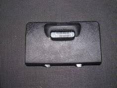 89 90 91 92 93 94 nissan 240sx oem interior fuse box cover gray 93 94 95 96 97 honda del sol oem interior fuse box cover