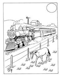 Small Picture Steam Locomotive Train Coloring Page Products I Love Pinterest