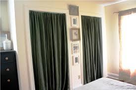 Curtain closet closet door ideas curtain all in one home ideas